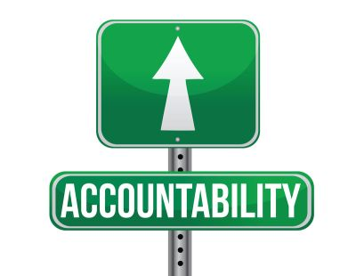 how to increase accountability kevin burns