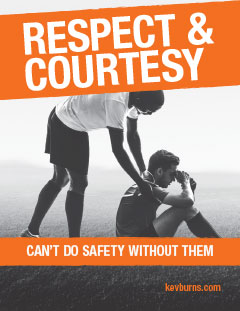 respect and courtesy poster
