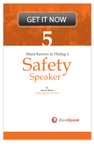 5 Must Knows of Hiring a Safety Speaker