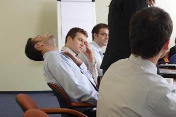 why safety meetings are boring by kevin burns, safety speaker