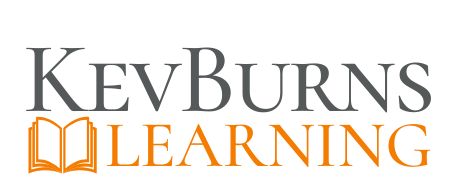 Kevin Burns: Author, speaker and consultant